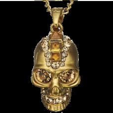 Punk Skull Necklace